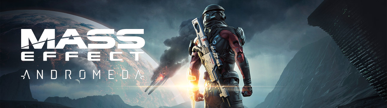 Mass Effect: Andromeda – European Release Campaign