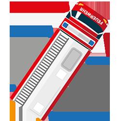 Vektor Grafik Feuerwehrwagen