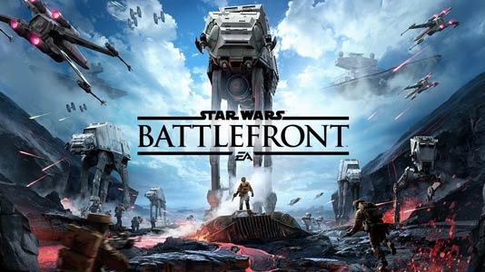 Games Lokalisierung für Star Wars Battlefront EA