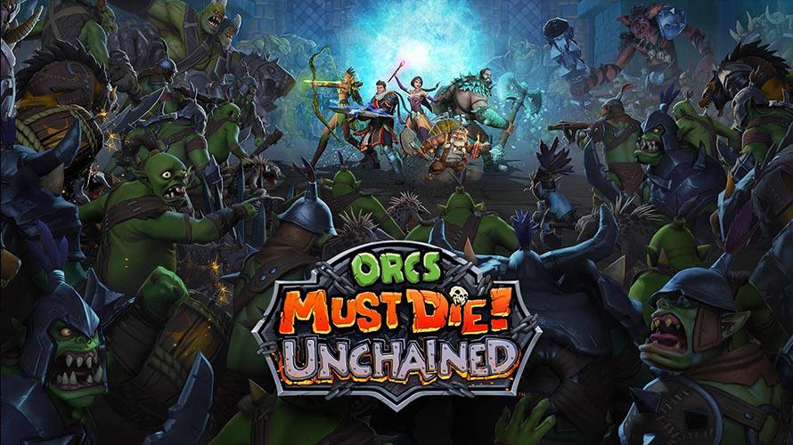 Games Lokalisierung für Orcs must die Unchained, Gameforge