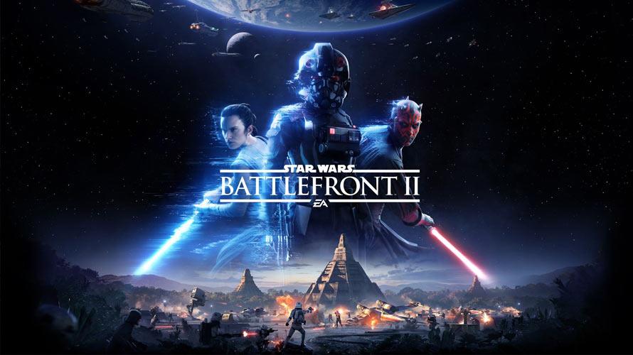 Games Lokalisierung für Star Wars Battlefront II, EA