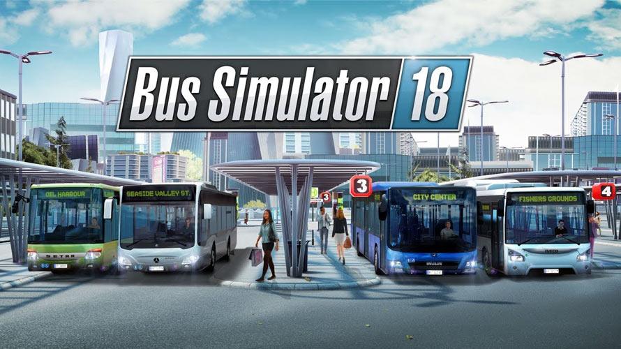 Games Lokalisierung für Bus Simulator 18, astragon