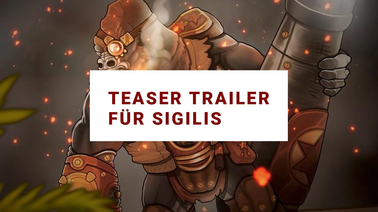 Teaser Trailer für Gameforge Sigilis