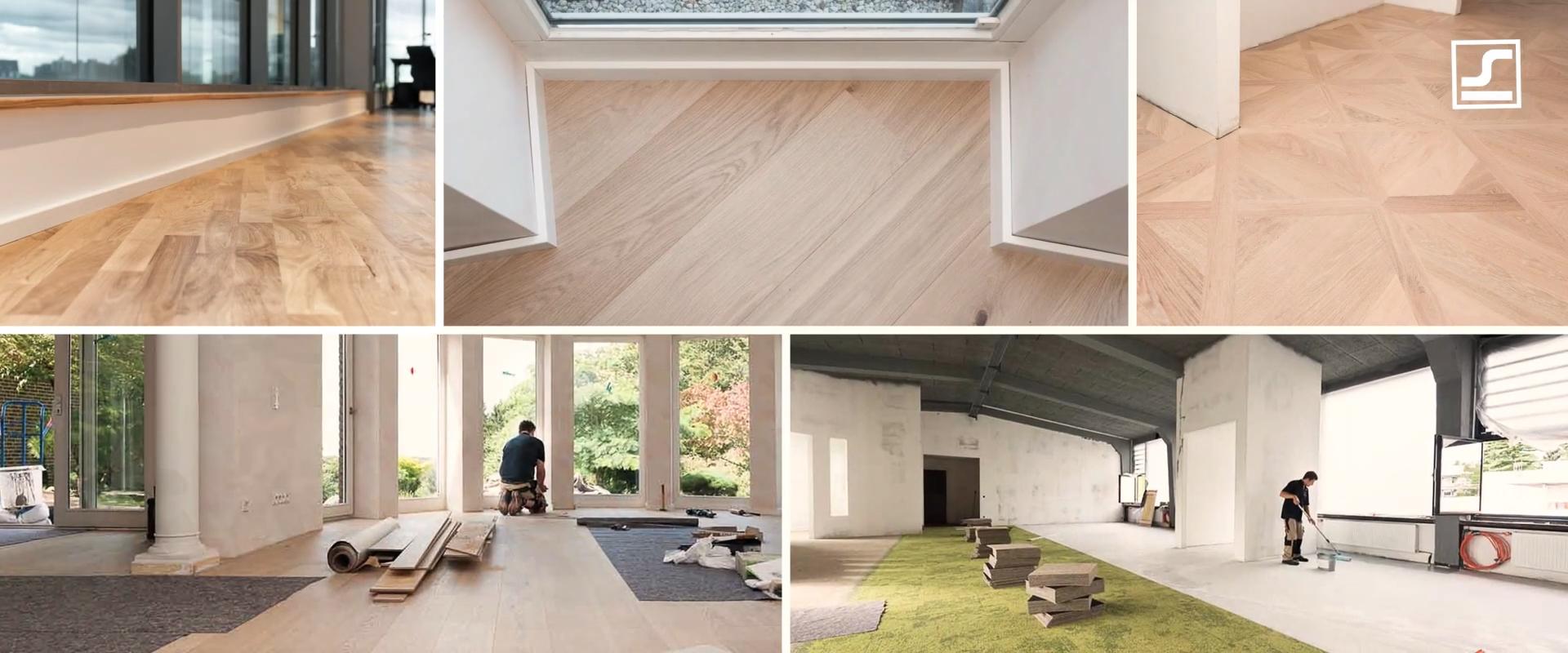 corporate film Schneppensiefen – Floors forever